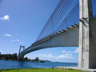 日本パラオ友好橋