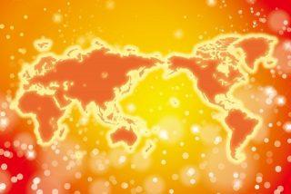 世界が暑い