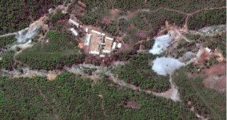 核実験場破壊